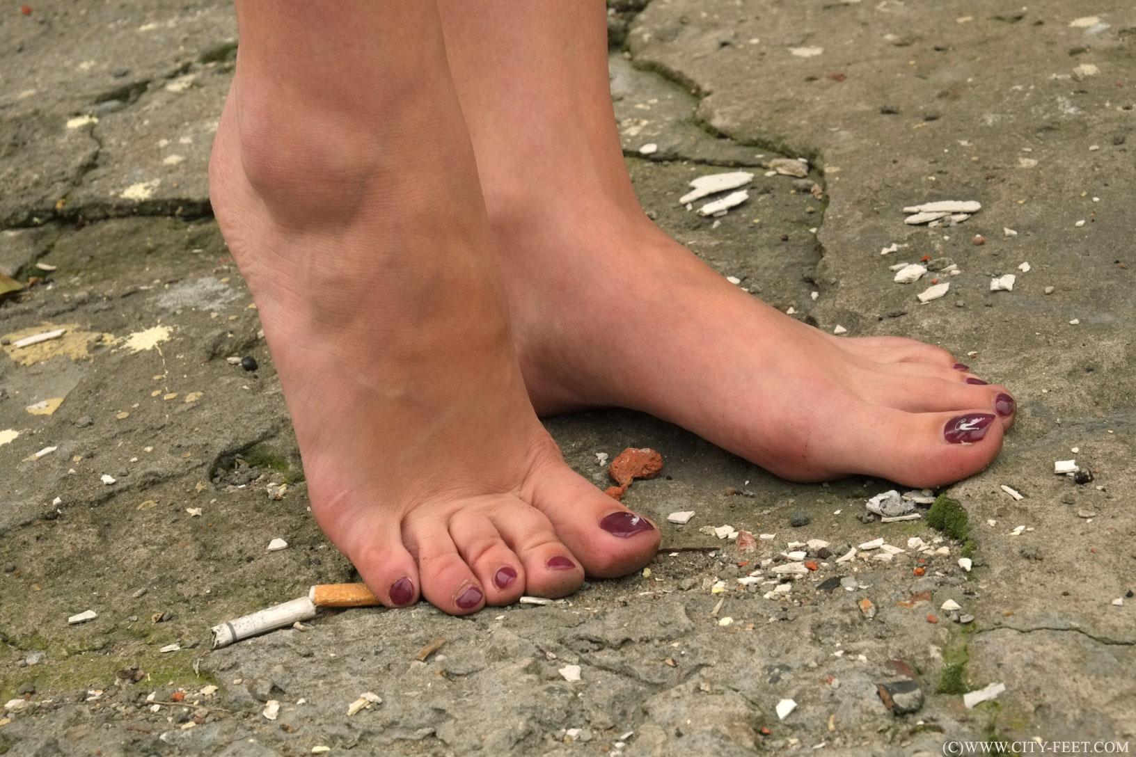 Foot fetish seual message