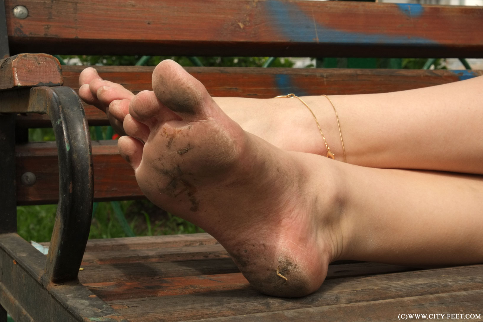 Foot fetish free sample video consider